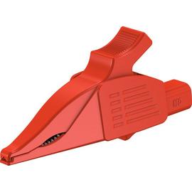 66.9575-22 Multi-Contact XDK-1033 4mm Abgreifer Delfinklemme rot Produktbild