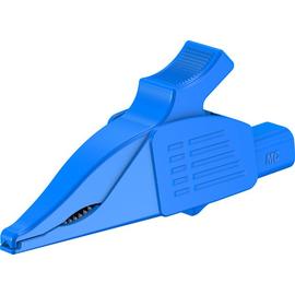 66.9575-23 Multi-Contact XDK-1033 4mm Abgreifer Delfinklemme blau Produktbild