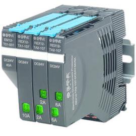 EM12-T00-000-GND-40A E-T-A 0EM120008183 Einspeisemodul f. Sicherungsautomaten Produktbild