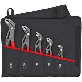 00 19 55 S5 Knipex Cobra® Kult Tasche, 5-tlg. Produktbild
