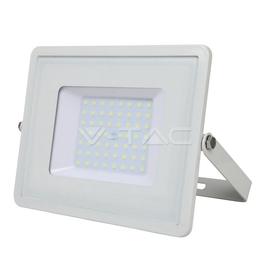 LED-FL50-N-SMD-SA V-Tac LED Fluter 50W Naturw. IP65 SKU 410, 4000lm, Samsung C Produktbild