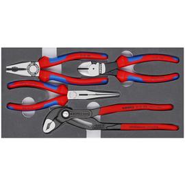 00 20 01 V15 Knipex KNIPEX Zangen Set Basic Produktbild