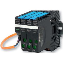 REX12D-TE2-100-DC24V-1A-10A E-T-A 0REX12012701 Sicherungsautomat Produktbild