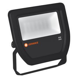 4058075097445 Ledvance FLOOD LED 20W/3000K BK 100DEG IP65 Produktbild
