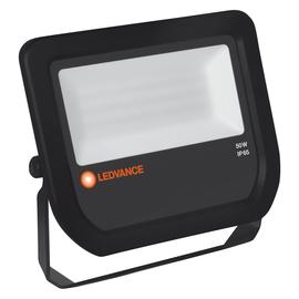 4058075097568 Ledvance FLOOD LED 50W/3000K BK 100DEG IP65 Produktbild