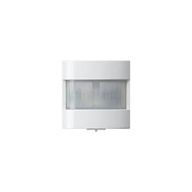 537403 GIRA S3000 Wächter Aufsatz 1,10m Komfort BT System 55 Reinweiss glänzend Produktbild