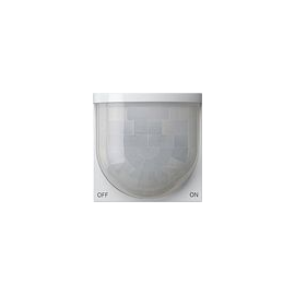 537603 Gira S3000 Wächter Aufsatz 2,20m Komfort BT System 55 Reinweiß glänzend Produktbild