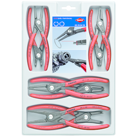 00 20 04 SB Knipex Praezesions-Sicherungsringzangen-Set Produktbild