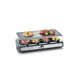 234600 Severin RG 2346 Raclette Partygrill mit Naturgrillstein 8 Pfännc Produktbild
