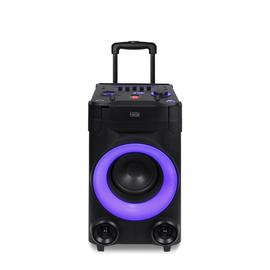 225006 Mobile Beat DJ 88 MIC Port. Bluetooth Speaker 300W RMS Akku Produktbild