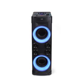 225007 Mobile Beat DJ 200 BT Bluetooth Sound System  200W Radio USB Produktbild