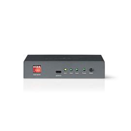 VSPL3402AT Nedis HDMI Splitter 2-fach 1x HDMI Eing. 2x HDMI Ausg. (Verteiler) Produktbild