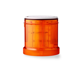 900031405 Auer XDF LED Blitzlicht Modul orange 24 V AC/DC Produktbild