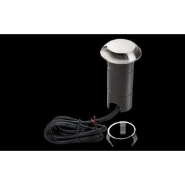 630015 SG Leuchten LUNA DECO 3U,3W LED, 24V 3000K, 16lm, graphit, inkl. 1m Ansc Produktbild