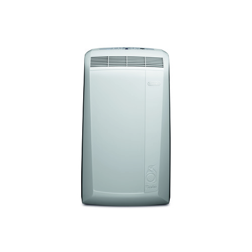0151400002 DeLonghi PAC N82 ECO Klimagerät Mobil 9.400 Btu/h bis 80m³ Produktbild Front View L