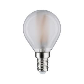 28632 Paulmann LED Fil Tropfen 470lm E14 matt dim 4,5W Produktbild