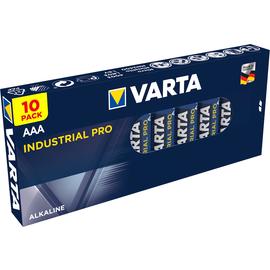 04003211111 Varta Industrial 4003/K10 AAA/LR03 Micro Batterie (10 Stk. Karton) Produktbild