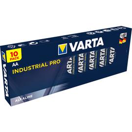 04006211111 Varta Industrial 4006/K10 AA/LR06 Mignon Batterie (10 Stk. Karton) Produktbild