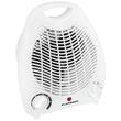 HL32024we KLARBACH Heizlüfter 2 Stufen 1000/2000W weiß, einstellb. Thermostat Produktbild