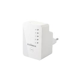 EW-7438RPNMINI Edimax WLAN Repeater / Extender N300 2,4GHz 10/100 Mbit Weiss Produktbild