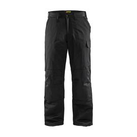 180019009900C50 Blakläder Winterhose warm gefüttert schwarz C50 Produktbild
