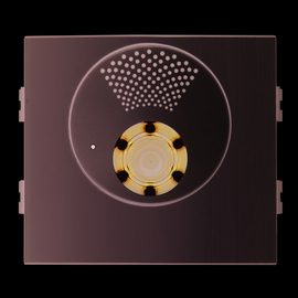 F73911 Fermax FERMAX DUOX PLUS SKYLINE Video Modul Video Color DUOX silber/chr Produktbild
