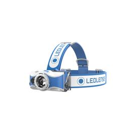 500992 Led Lenser MH7 Stirnlampe blau 600 Lumen mit Li-Ion Akku Produktbild