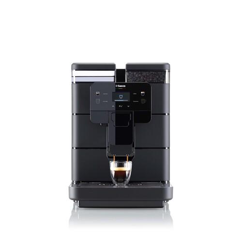 Royal Black SAECO Kaffeevollautomat Office-Gerät für 30 Tassen am Tag Produktbild