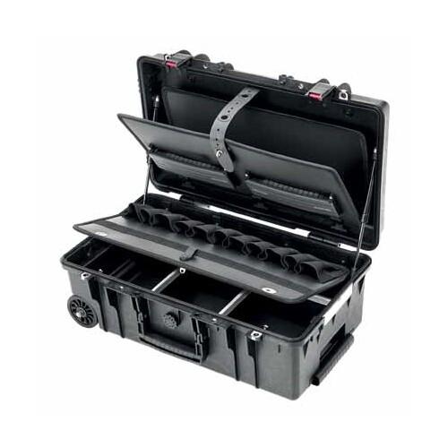 170094 Cimco Werkzeugkoffer Gigant-Pro leer Produktbild Front View L