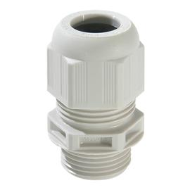 EKV-PA M63 Eltropa Anbauverschraubung M63 PA lichtgrau 15mm IP68 Produktbild