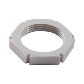 EGM-PA M25 Eltropa Gegenmutter M25 PA lichtgrau halogenfrei Produktbild