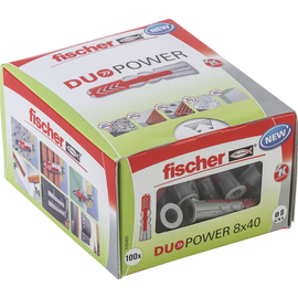 535455 Fischer Duopower 8x40 2 Komponenten Dübel Produktbild