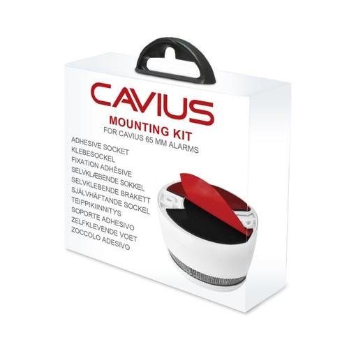 D-14791 Cavius Klebesockel 65mm Wireless Produktbild Additional View 1 L