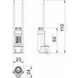 7205570 Obo TE-FH 520 Sicherungshalter FireBox T für Feinsicherung Produktbild Additional View 1 S
