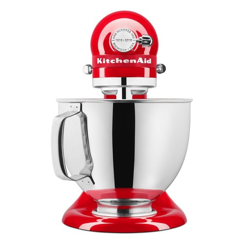 5KSM180HESD KitchenAid Queen of Heart Küchenmaschine 4.8L passion red Produktbild Additional View 1 L