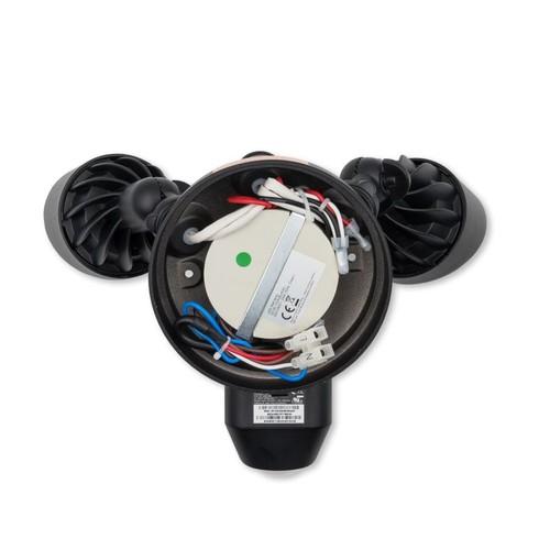 4462231 Ring 8SF1P7-BEU0 Überwachungs- kamera WLAN schwarz Flutlicht Produktbild Additional View 2 L