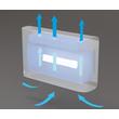 26702 Beghelli Sanifica ARIA 200 Connect Raumluftsanitisierungsgerät mit OvOxy Produktbild Additional View 2 S
