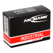 1502-0006 Ansmann Industrial Alkaline Batterie Mignon AA / LR6 10er Karton Produktbild Additional View 2 S