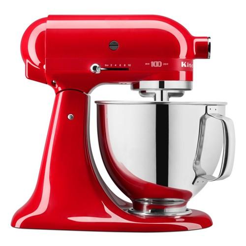 5KSM180HESD KitchenAid Queen of Heart Küchenmaschine 4.8L passion red Produktbild Additional View 2 L