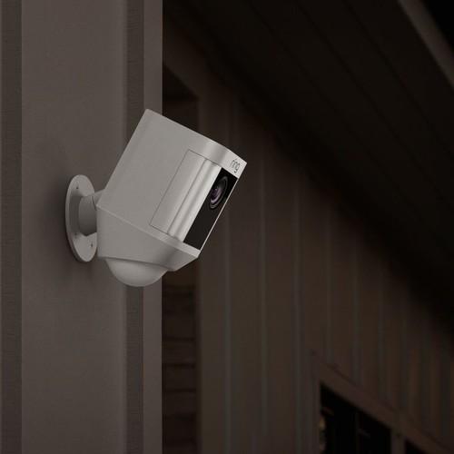 4462229 Ring 8SB1S7-WEU0 Überwachungs- kamera WLAN weiß Batterie Produktbild Additional View 3 L