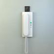 Nello One Smarter Türöffner für Gegensprechanlagen schwarz Produktbild Additional View 3 S