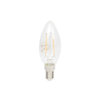 LIMLED B25 Filament LED Kerze 2,5W klar E14 250lm 2700K Produktbild Additional View 3 S