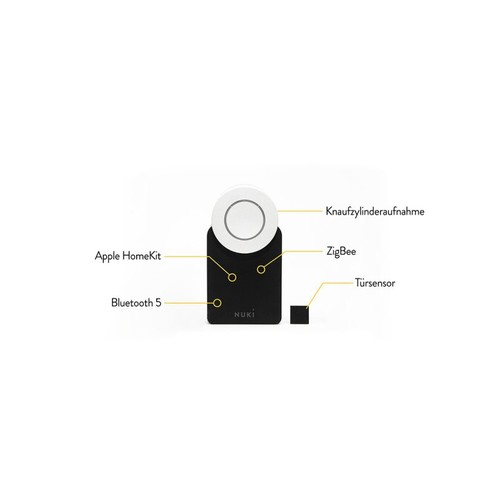 220113 Nuki Smart Lock 2.0 Digitales Türschloss Produktbild Additional View 7 L