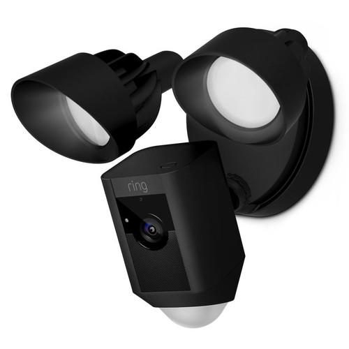 4462231 Ring 8SF1P7-BEU0 Überwachungs- kamera WLAN schwarz Flutlicht Produktbild Additional View 8 L