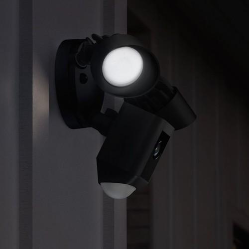 4462231 Ring 8SF1P7-BEU0 Überwachungs- kamera WLAN schwarz Flutlicht Produktbild Additional View 9 L