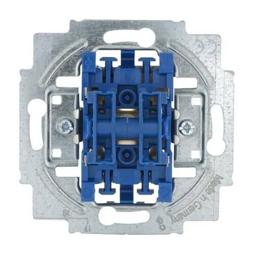 2000/5 US BUSCH-JAEGER WIPP SERIEN SCHALTER EINSATZ Produktbild Front View L