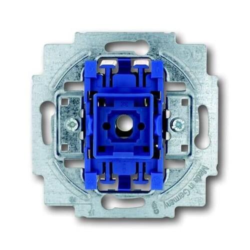 2000/6 US BUSCH-JAEGER 66770 WIPP WECHSELSCHALTER EINSATZ Produktbild Front View L
