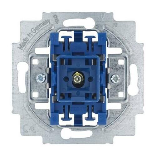 2000/6 USK BUSCH-JAEGER WIPP KONTROLL- WECHSELSCHALTER EINSATZ Produktbild Front View L