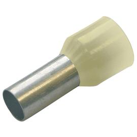 270744 HAUPA ENDHÜLSEN 10/18 ELFENBEIN isoliert Produktbild
