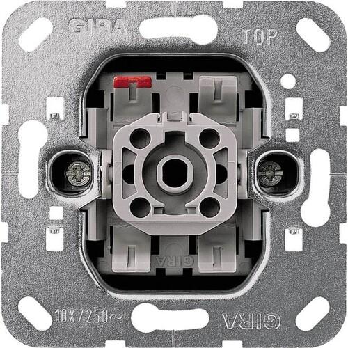10600 GIRA WIPP WECHSELSCHALTER EINSATZ Produktbild Front View L